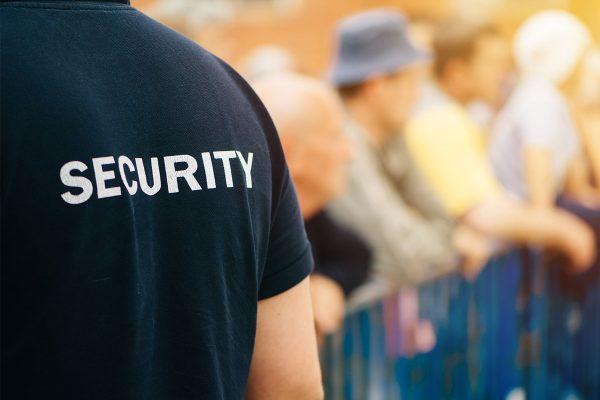 Servicii de securitate pentru evenimente